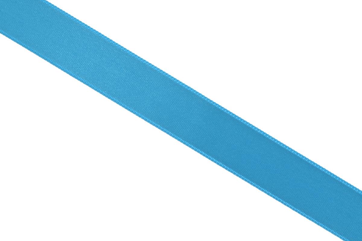 Лента атласная Prym, цвет: бирюзовый, ширина 15 мм, длина 25 м695803_93Атласная лента Prym изготовлена из 100% полиэстера. Область применения атласной ленты весьма широка. Изделие предназначено для оформления цветочных букетов, подарочных коробок, пакетов. Кроме того, она с успехом применяется для художественного оформления витрин, праздничного оформления помещений, изготовления искусственных цветов. Ее также можно использовать для творчества в различных техниках, таких как скрапбукинг, оформление аппликаций, для украшения фотоальбомов, подарков, конвертов, фоторамок, открыток и многого другого.Ширина ленты: 15 мм.Длина ленты: 25 м.