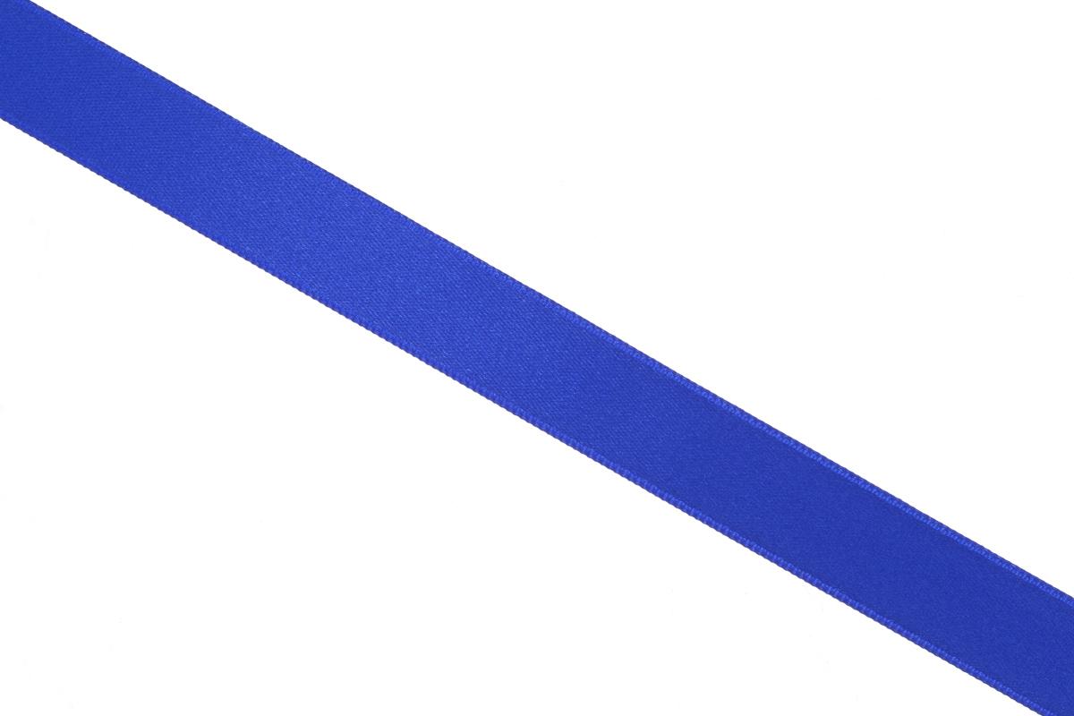 Лента атласная Prym, цвет: ярко-синий, ширина 15 мм, длина 25 м695803_55Атласная лента Prym изготовлена из 100% полиэстера. Область применения атласной ленты весьма широка. Изделие предназначено для оформления цветочных букетов, подарочных коробок, пакетов. Кроме того, она с успехом применяется для художественного оформления витрин, праздничного оформления помещений, изготовления искусственных цветов. Ее также можно использовать для творчества в различных техниках, таких как скрапбукинг, оформление аппликаций, для украшения фотоальбомов, подарков, конвертов, фоторамок, открыток и многого другого.Ширина ленты: 15 мм.Длина ленты: 25 м.