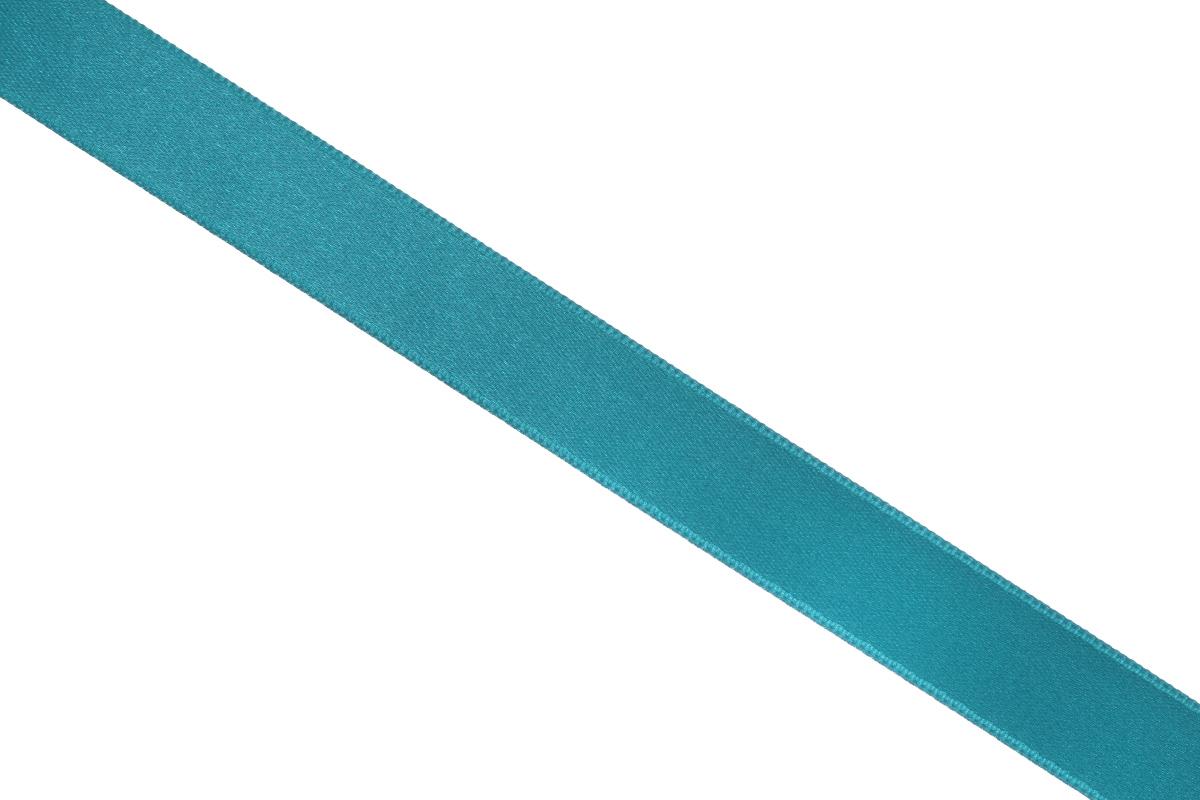 Лента атласная Prym, цвет: морская волна, ширина 15 мм, длина 25 м695803_50Атласная лента Prym изготовлена из 100% полиэстера. Область применения атласной ленты весьма широка. Изделие предназначено для оформления цветочных букетов, подарочных коробок, пакетов. Кроме того, она с успехом применяется для художественного оформления витрин, праздничного оформления помещений, изготовления искусственных цветов. Ее также можно использовать для творчества в различных техниках, таких как скрапбукинг, оформление аппликаций, для украшения фотоальбомов, подарков, конвертов, фоторамок, открыток и многого другого.Ширина ленты: 15 мм.Длина ленты: 25 м.