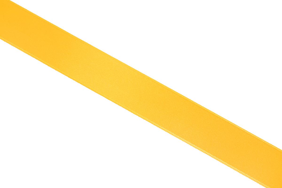 Лента атласная Prym, цвет: золотистый, ширина 25 мм, длина 25 м695804_20Атласная лента Prym изготовлена из 100% полиэстера. Область применения атласной ленты весьма широка. Изделие предназначено для оформления цветочных букетов, подарочных коробок, пакетов. Кроме того, она с успехом применяется для художественного оформления витрин, праздничного оформления помещений, изготовления искусственных цветов. Ее также можно использовать для творчества в различных техниках, таких как скрапбукинг, оформление аппликаций, для украшения фотоальбомов, подарков, конвертов, фоторамок, открыток и многого другого.Ширина ленты: 25 мм.Длина ленты: 25 м.