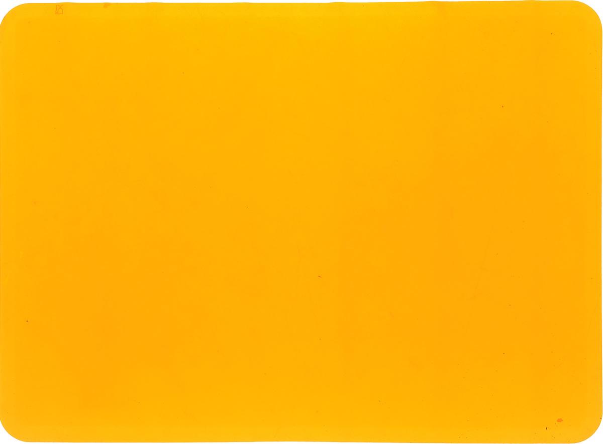 Коврик для теста Marmiton, цвет: оранжевый, 38 см х 28 см16065_оранжевыйСиликоновый коврик Marmiton подходит для раскатки теста и обработки других продуктов. Он идеально прилегает к поверхности стола. Также коврик можно использовать в духовках и микроволновых печах при температуре от +230°С до - 40°С. Материал легко моется, устойчив к фруктовым кислотам.