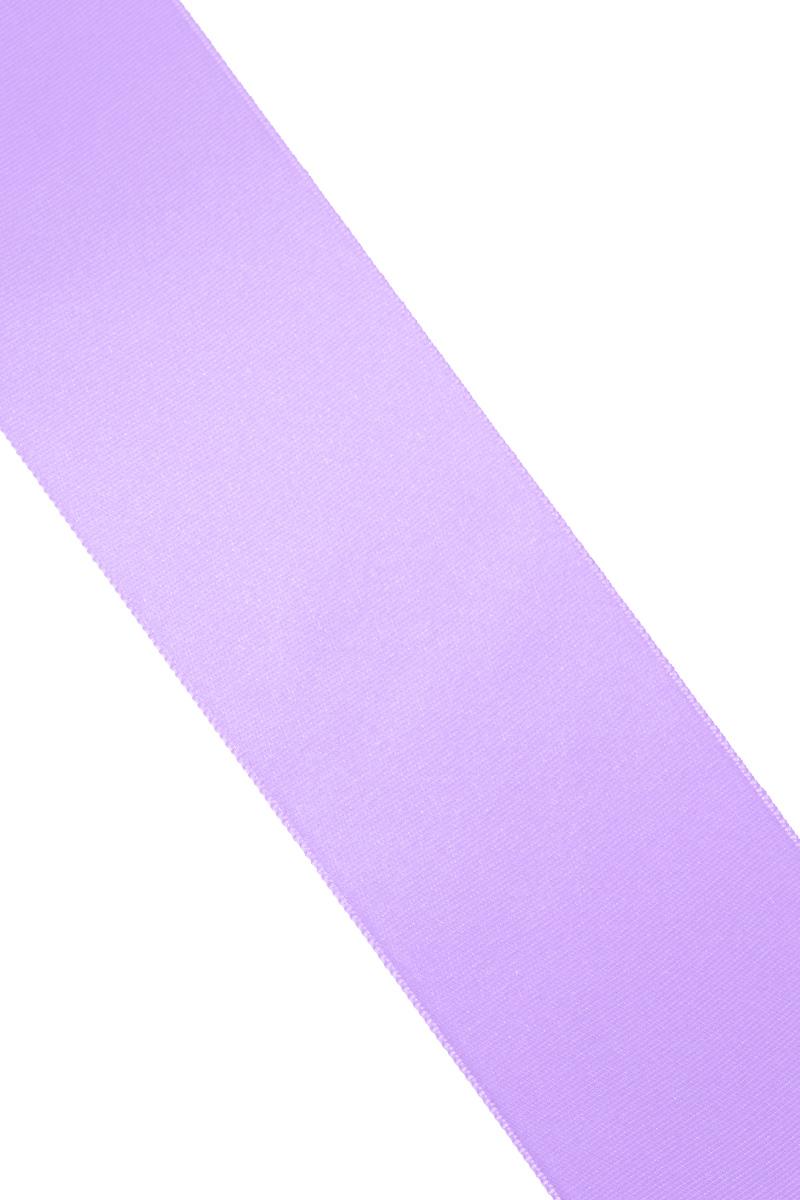 Лента атласная Prym, цвет: сиреневый, ширина 50 мм, длина 25 м695807_65Атласная лента Prym изготовлена из 100% полиэстера. Область применения атласной ленты весьма широка. Изделие предназначено для оформления цветочных букетов, подарочных коробок, пакетов. Кроме того, она с успехом применяется для художественного оформления витрин, праздничного оформления помещений, изготовления искусственных цветов. Ее также можно использовать для творчества в различных техниках, таких как скрапбукинг, оформление аппликаций, для украшения фотоальбомов, подарков, конвертов, фоторамок, открыток и многого другого.Ширина ленты: 50 мм.Длина ленты: 25 м.