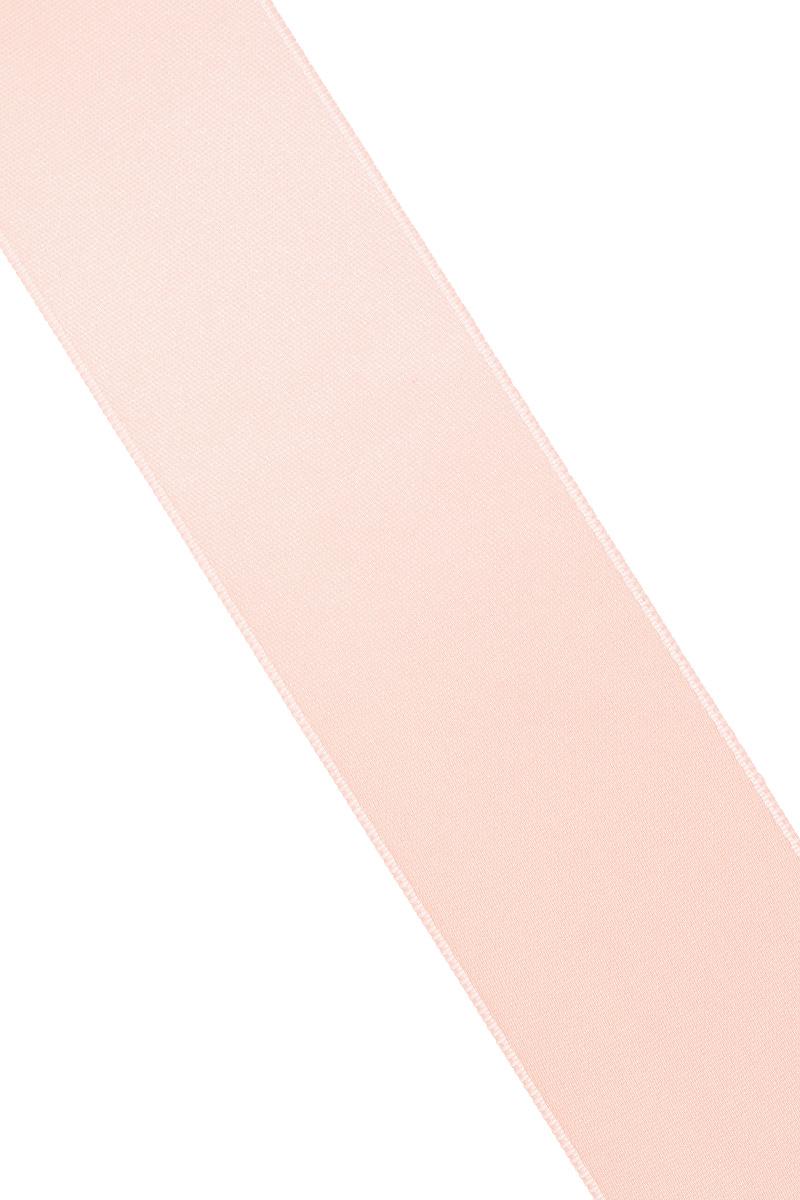 Лента атласная Prym, цвет: персиковый, ширина 38 мм, длина 25 м695806_84Атласная лента Prym изготовлена из 100% полиэстера. Область применения атласной ленты весьма широка. Изделие предназначено для оформления цветочных букетов, подарочных коробок, пакетов. Кроме того, она с успехом применяется для художественного оформления витрин, праздничного оформления помещений, изготовления искусственных цветов. Ее также можно использовать для творчества в различных техниках, таких как скрапбукинг, оформление аппликаций, для украшения фотоальбомов, подарков, конвертов, фоторамок, открыток и многого другого.Ширина ленты: 38 мм.Длина ленты: 25 м.