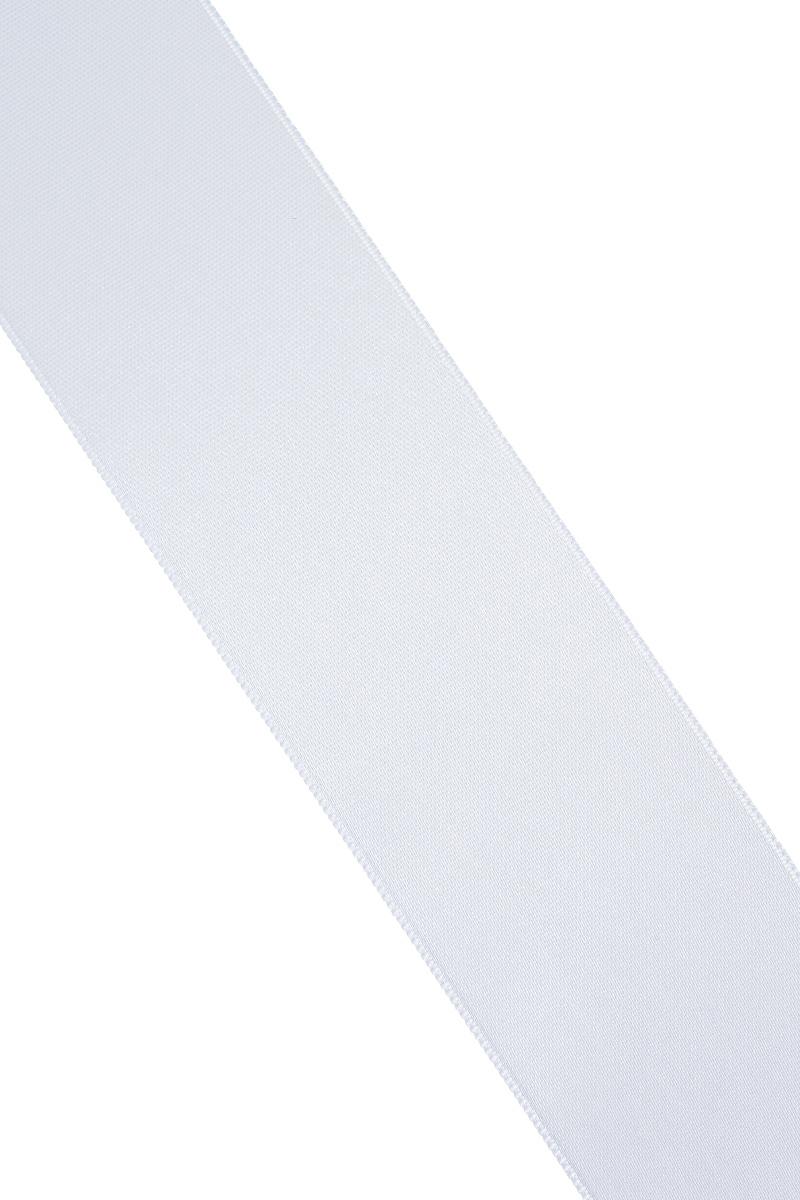 Лента атласная Prym, цвет: серебристый, ширина 38 мм, длина 25 м695806_6Атласная лента Prym изготовлена из 100% полиэстера. Область применения атласной ленты весьма широка. Изделие предназначено для оформления цветочных букетов, подарочных коробок, пакетов. Кроме того, она с успехом применяется для художественного оформления витрин, праздничного оформления помещений, изготовления искусственных цветов. Ее также можно использовать для творчества в различных техниках, таких как скрапбукинг, оформление аппликаций, для украшения фотоальбомов, подарков, конвертов, фоторамок, открыток и многого другого.Ширина ленты: 38 мм.Длина ленты: 25 м.