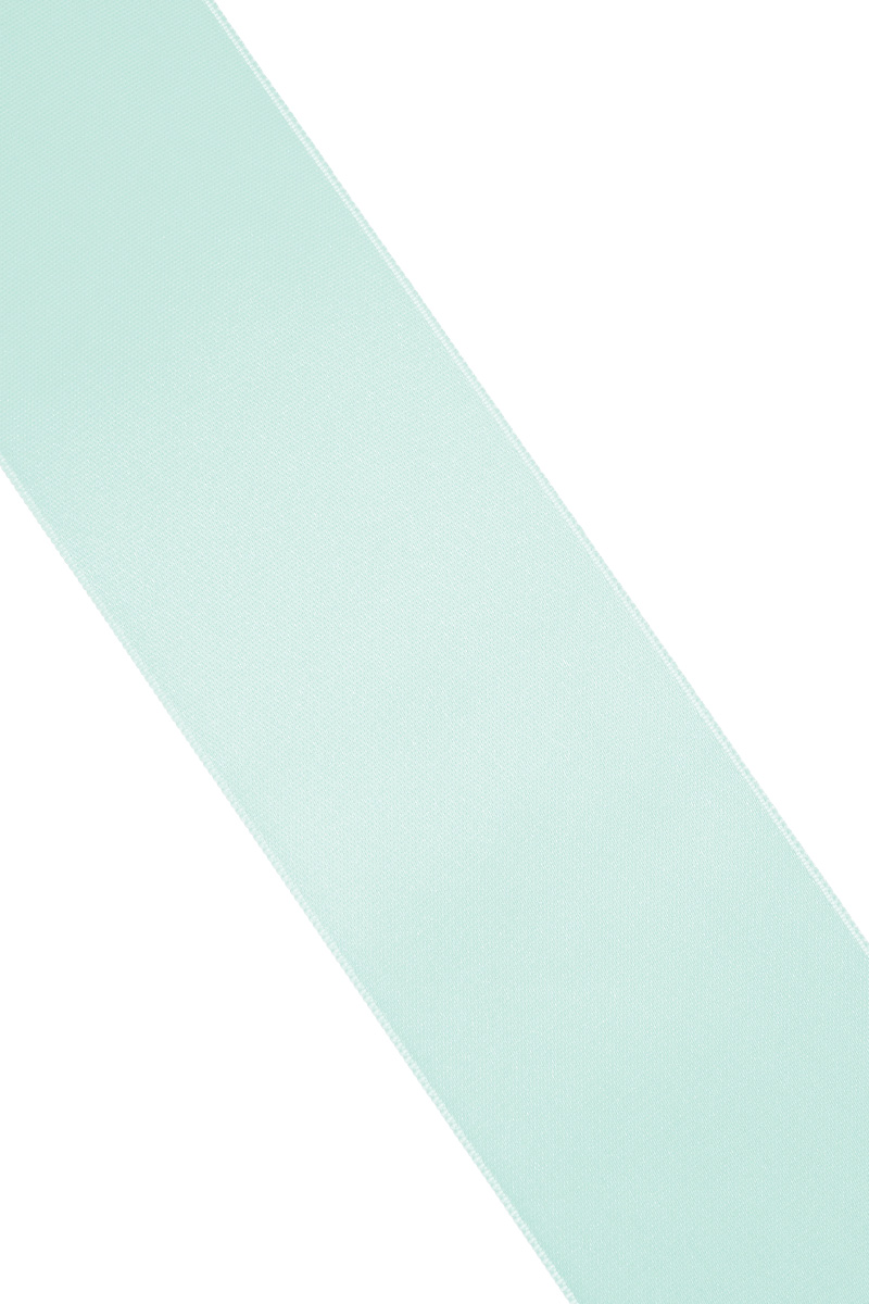 Лента атласная Prym, цвет: мятный, ширина 50 мм, длина 25 м695807_40Атласная лента Prym изготовлена из 100% полиэстера. Область применения атласной ленты весьма широка. Изделие предназначено для оформления цветочных букетов, подарочных коробок, пакетов. Кроме того, она с успехом применяется для художественного оформления витрин, праздничного оформления помещений, изготовления искусственных цветов. Ее также можно использовать для творчества в различных техниках, таких как скрапбукинг, оформление аппликаций, для украшения фотоальбомов, подарков, конвертов, фоторамок, открыток и многого другого.Ширина ленты: 50 мм.Длина ленты: 25 м.