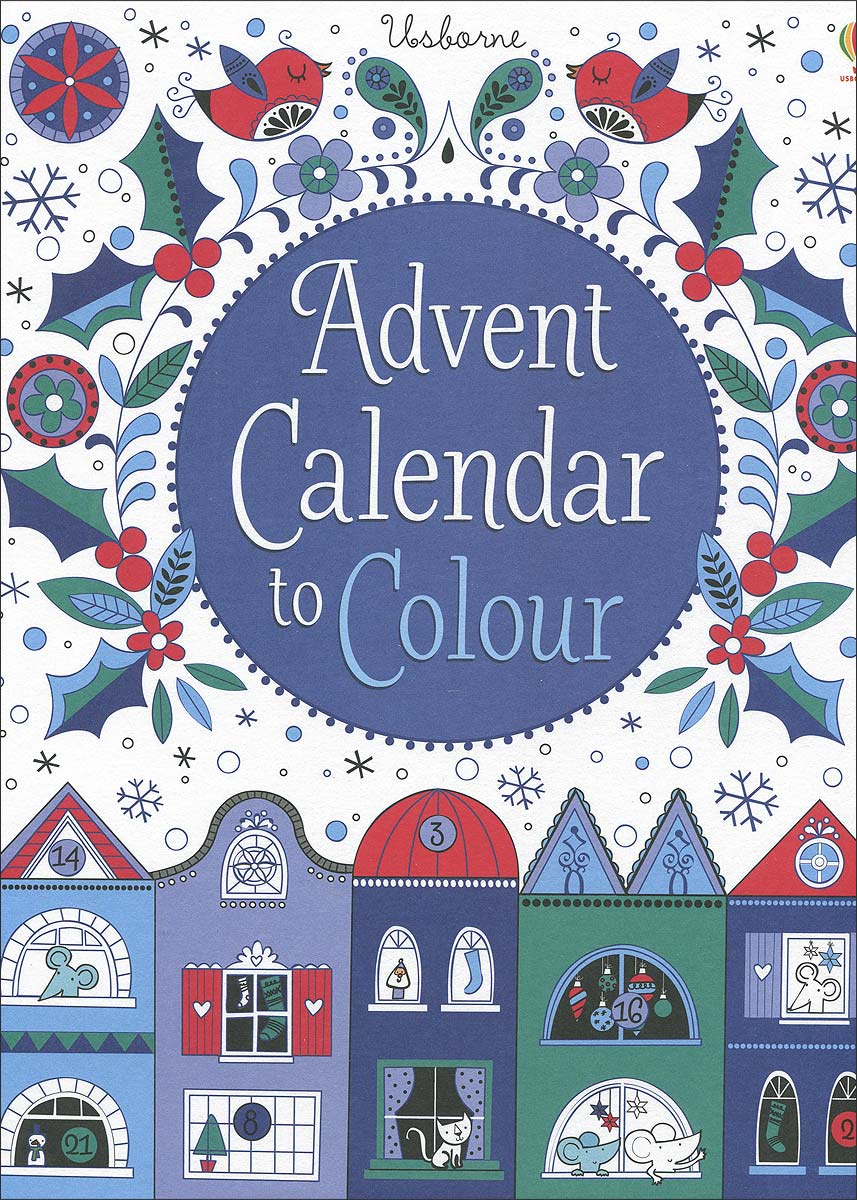 ADVENT CALENDAR TO COLOUR bride of the water god volume 14