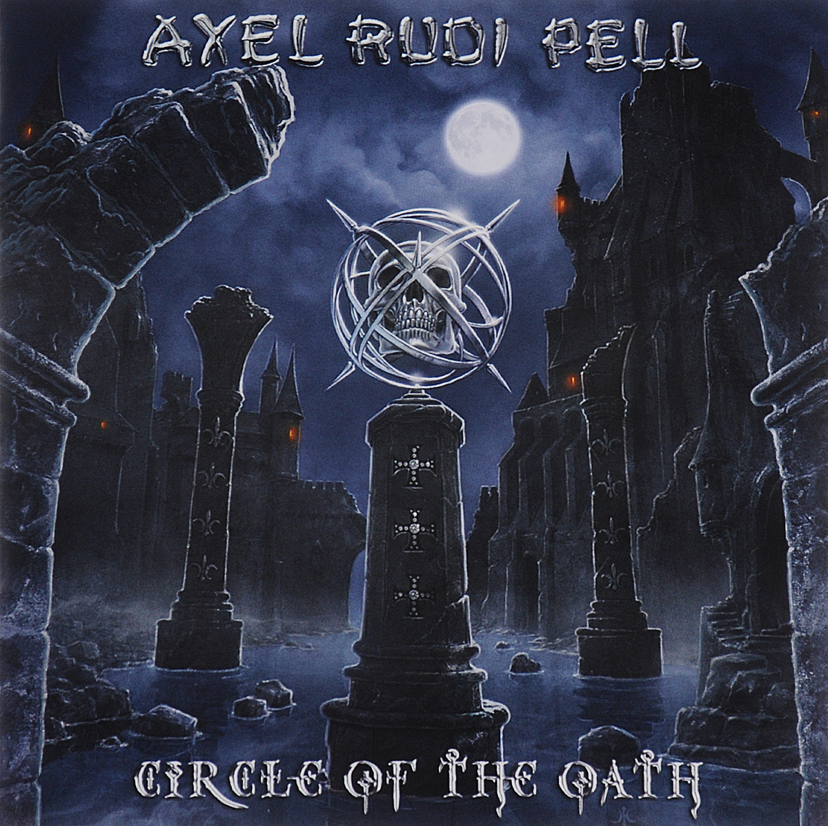 Аксель Руди Пелл Axel Rudi Pell. Circle Of The Oath аксель руди пелл axel rudi pell shadow zone re release 2lp cd
