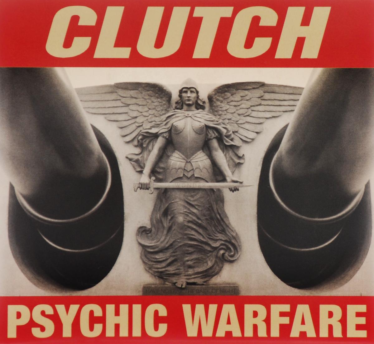 Clutch Clutch. Psychic Warfare clutch clutch disc clutch