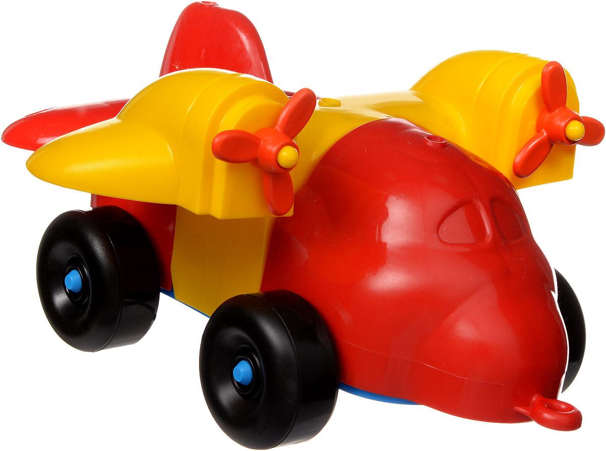 Bauer toys Игрушка-каталка Самолет bauer toys игрушка каталка самолет