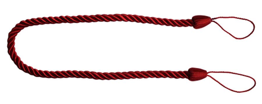 Подхват для штор Goodliving Шнур , цвет: алый (57), 2 шт7711742_57 алыйПодхват для штор Goodliving Шнур выполнен в виде витого шнура, на обоих концах которого имеются петли для крепления подхвата на крючок.Подхват - это основной вид фурнитуры в декоре штор, сочетающий в себе не только декоративную функцию, но и практическую - регулировать поток света. Подхваты способны украсить любую комнату.Длина подхвата: 52 см. Диаметр подхвата: 1,5 см.