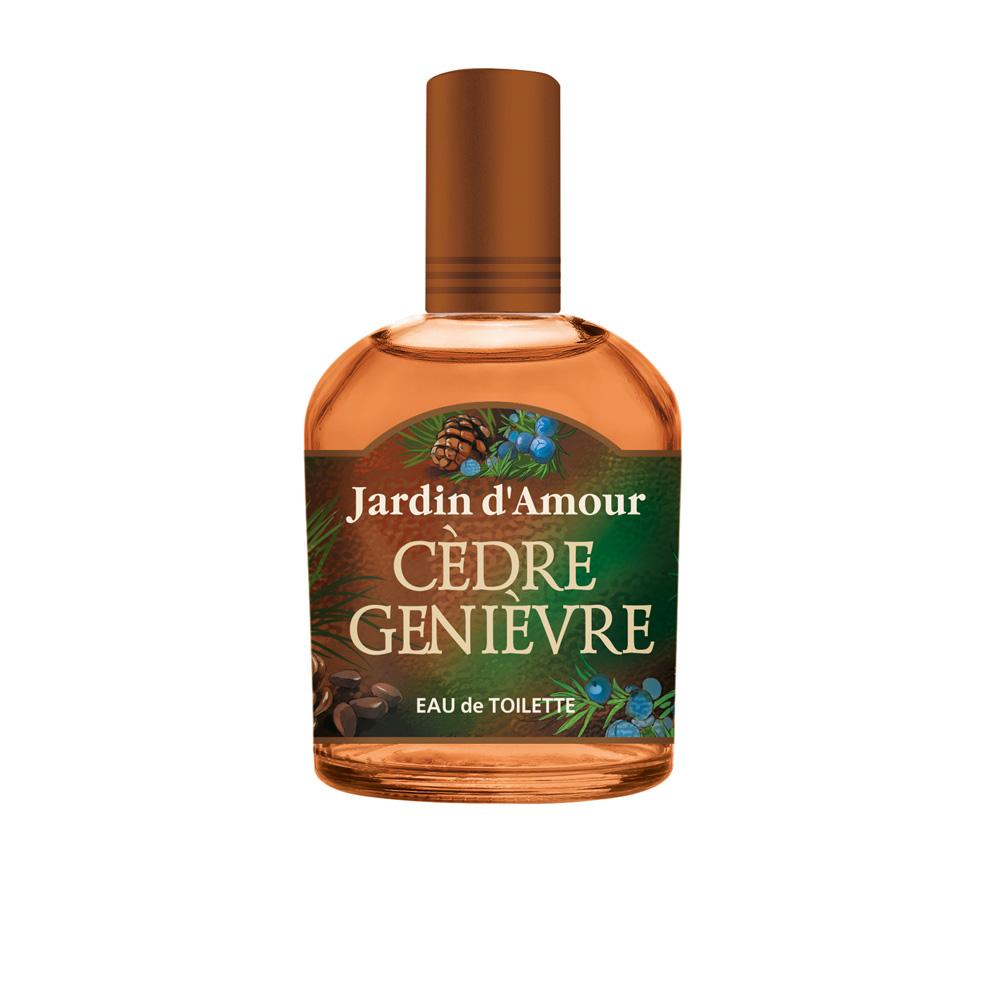 Jardin dAmour Туалетная вода Сedre Genievre, 100 мл туалетная вода jardin d amour cherry brandy 100 мл
