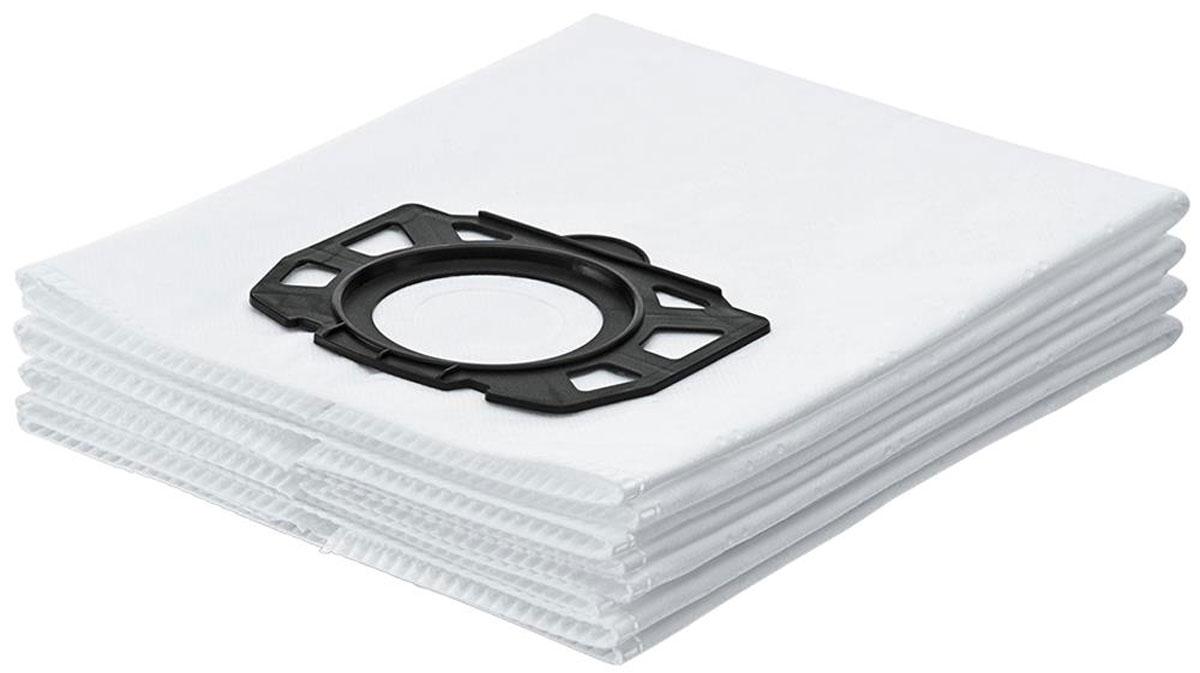 Karcher 28630060 фильтр для WD 4/5/628630060Исключительно прочные на разрыв фильтр-мешки Karcher для WD 4/5/6 обладают высокой эффективностью фильтрации. Они значительно продлевают время работы по сравнению с бумажными фильтр-мешками.