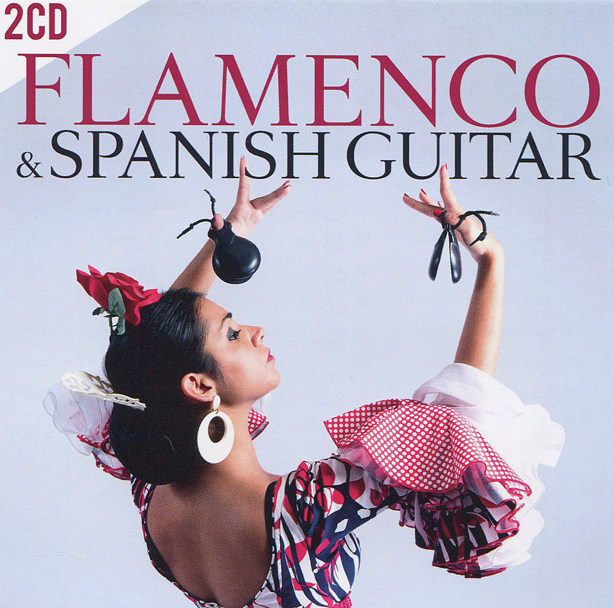 Los Gitanos,Рикардо Бласко,Мария Патика Flamenco & Spanish Guitar (2 CD) 24pcs electric guitar fret wire fretwire set 2 2mm