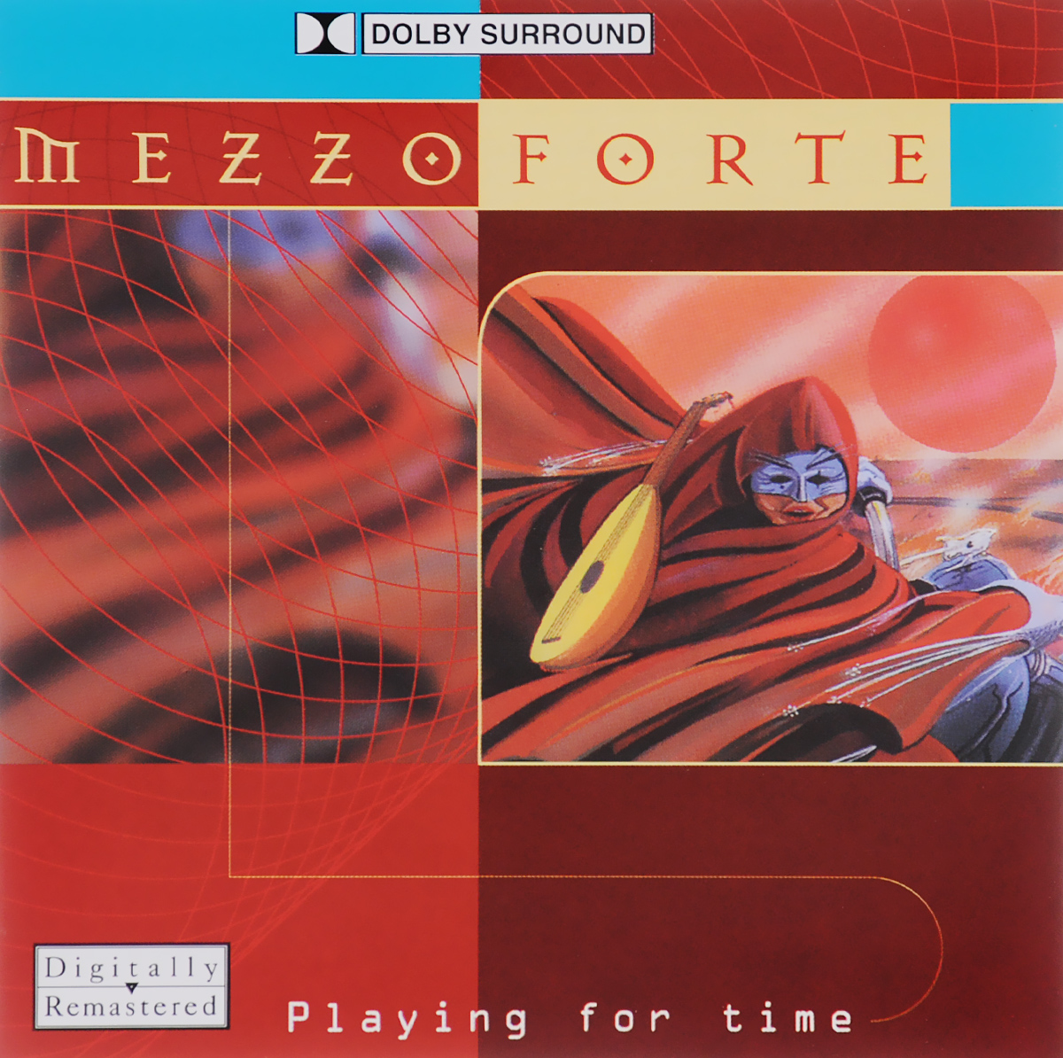 Mezzoforte. Playing For Time