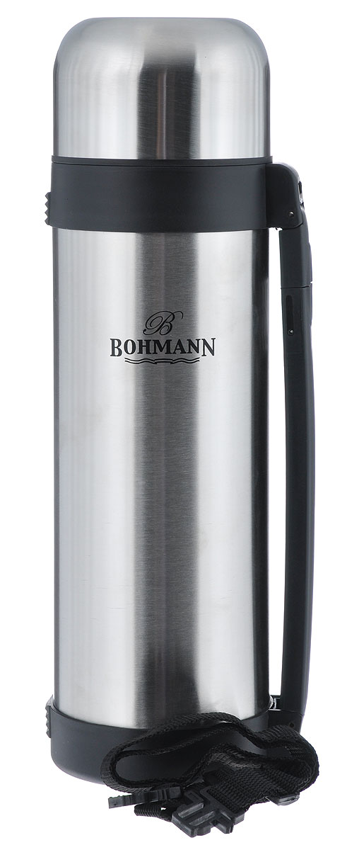 Термос Bohmann, 1,8 л. 4218BH/б/чех набор bohmann термос 2 кружки цвет красный