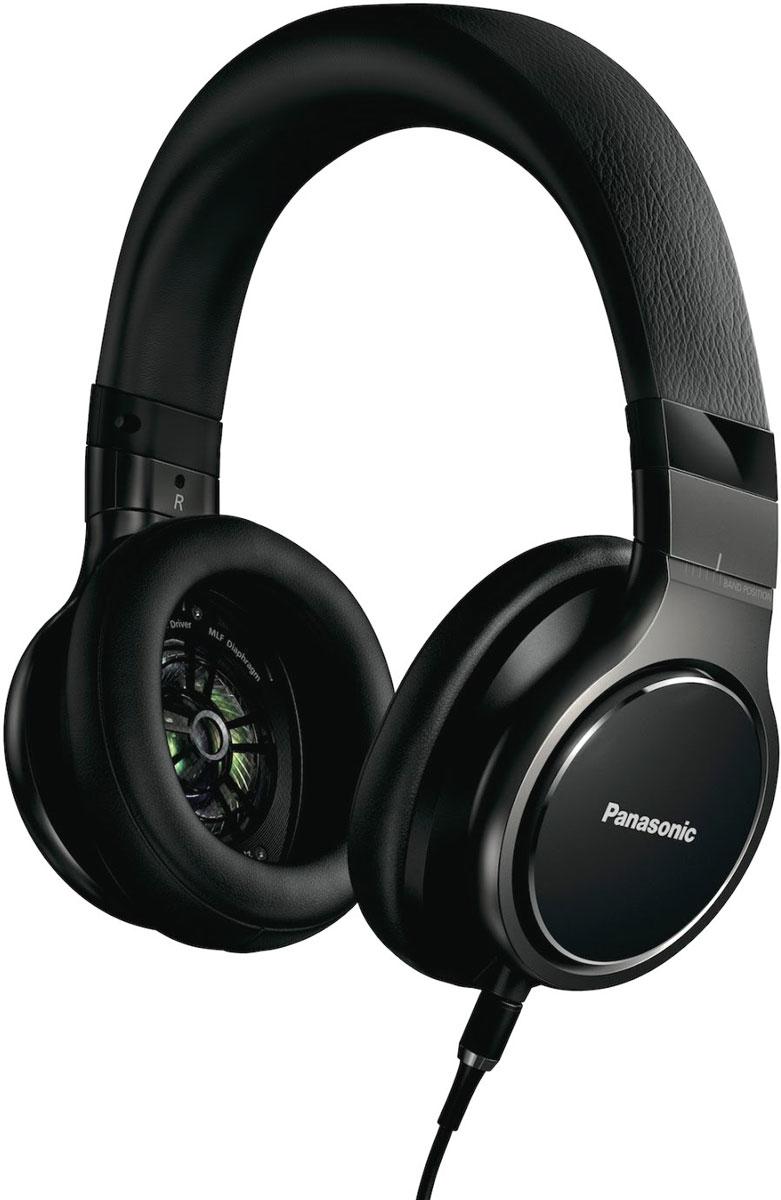 Panasonic RP-HD10E-K, Black наушникиRP-HD10E-KНаушники высокого разрешения Panasonic RP-HD10E-K воспроизводят каждую деталь, каждый нюанс любимой музыки, позволяя аудиофилам и любителям настоящего Hi-Fi получить максимум удовольствия от прослушивания. Благодаря эргономичному премиальному дизайну HD10 можно использовать в течение долгового времени, не испытывая при этом ни малейшего дискомфорта. Наушники совместимы как с аудио высокой четкости, так и с простым MP3 плеером.Диафрагма состоит из более чем 200 слоев. За счет высокой прочности, эластичности, сверхлегкого веса материала и нового дизайна диафрагмы, RP-HD10 достигают частотного диапазона от 4Гц-50кГц. Улучшенная конфигурация рамки с ребрами и точно рассчитанными интервалами подавляют ненужный резонанс и вибрации.Дизайн наушников Panasonic RP-HD10E-K на первый взгляд может показаться довольно простым, но благодаря высококачественным материалам и необычным деталям модель выглядит очень изыскано. Помимо внешней составляющей, наушники могут похвастаться комфортом прослушивания, благодаря подушечке из искусственной кожи на оголовье.Первые в мире наушники с регулировкой по горизонтали (точная горизонтальная настройка), чтобы обеспечить идеальное прилегание к ушам в дополнение к вертикальной регулировки. Никакой усталости даже при долговременном использовании.