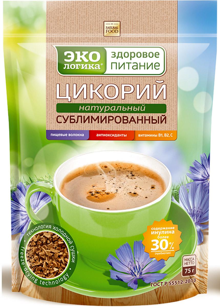 Экологика Здоровое Питание цикорий растворимый сублимированный, 75 г