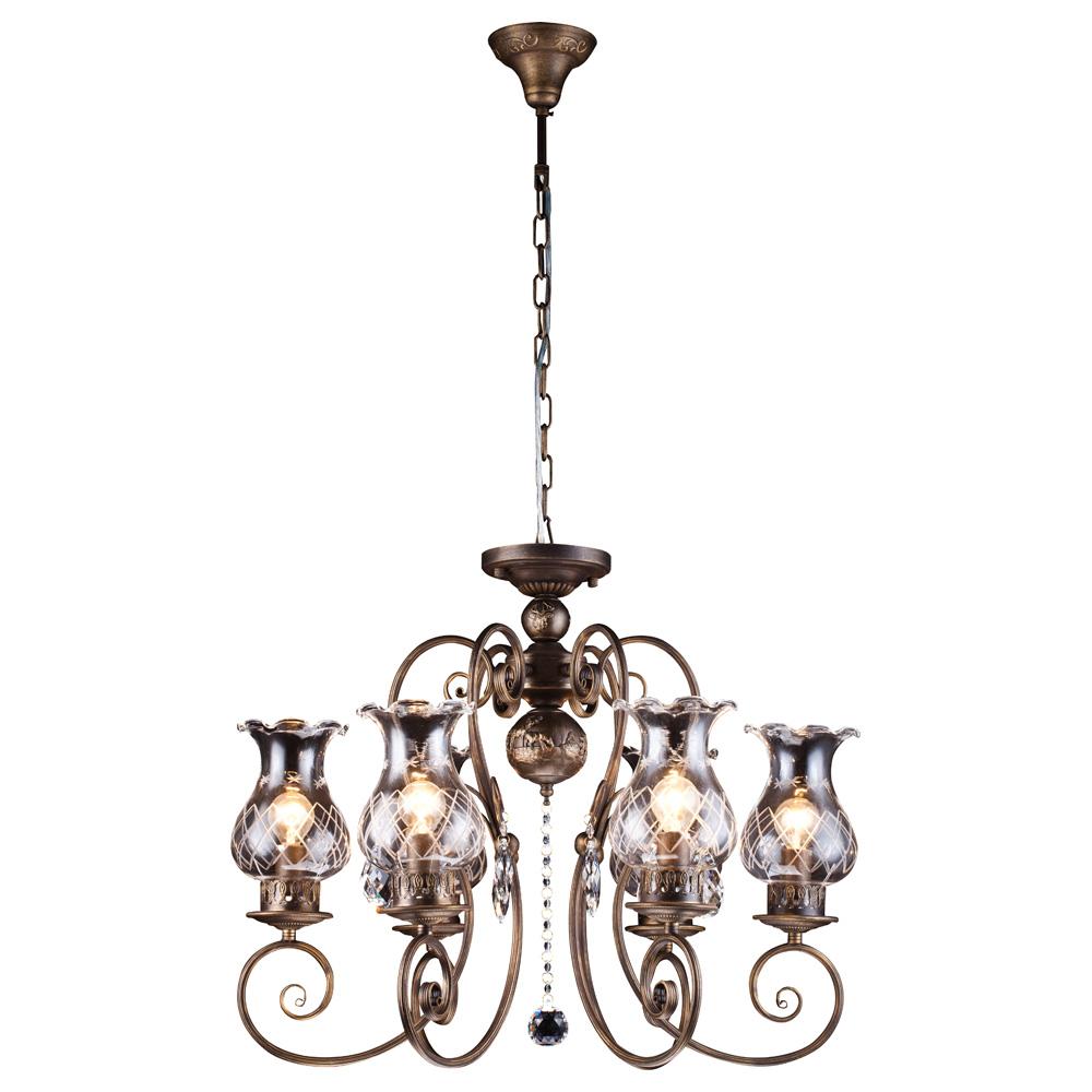 Светильник подвесной Arte Lamp PALERMO A2053LM-6BRA2053LM-6BR