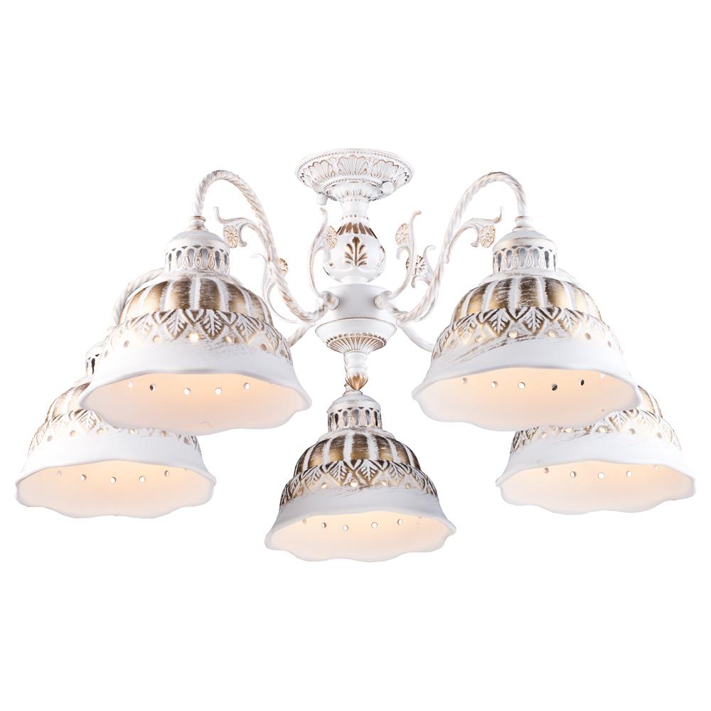 Светильник потолочный Arte Lamp CHIESA A2814PL-5WGA2814PL-5WG