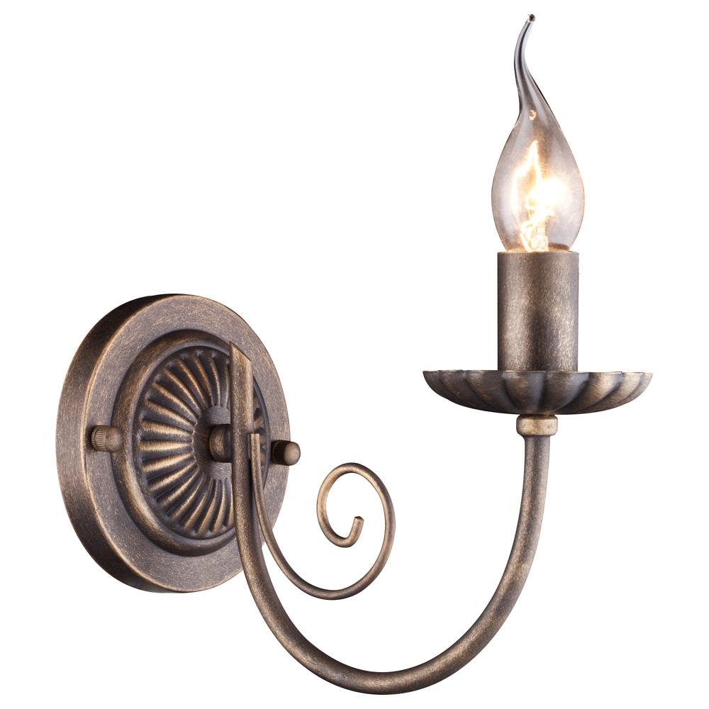 Светильник настенный Arte Lamp DOLCE A3057AP-1BRA3057AP-1BR