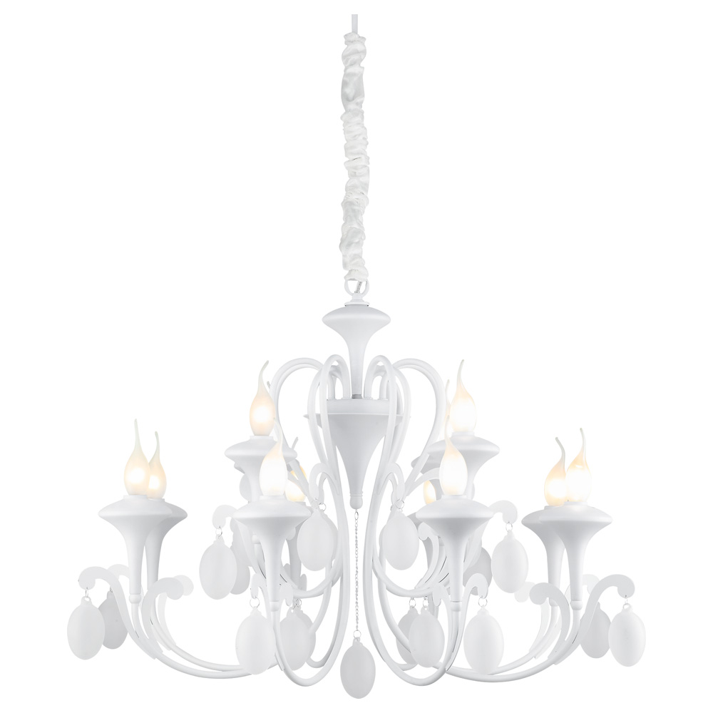 Светильник подвесной Arte Lamp MONTMARTRE A3239LM-12WHA3239LM-12WH