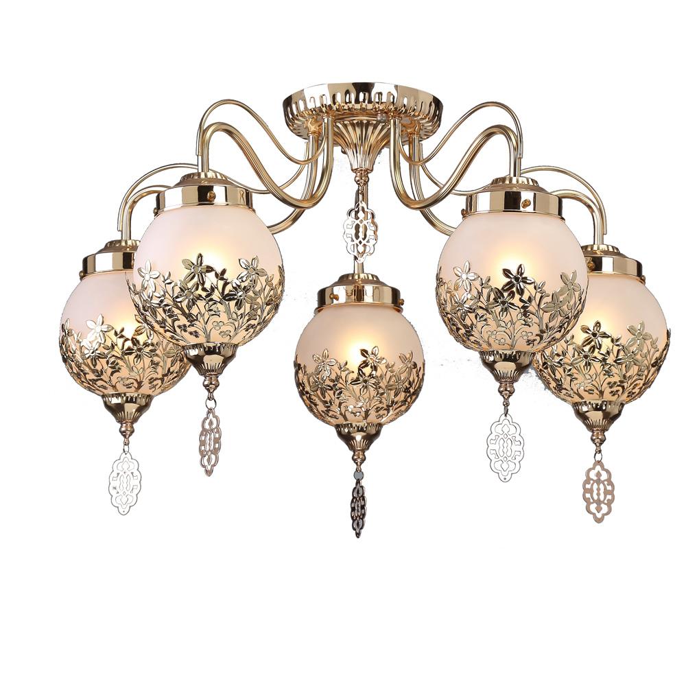Светильник потолочный Arte Lamp MOROCCANA A4552PL-5GOA4552PL-5GO