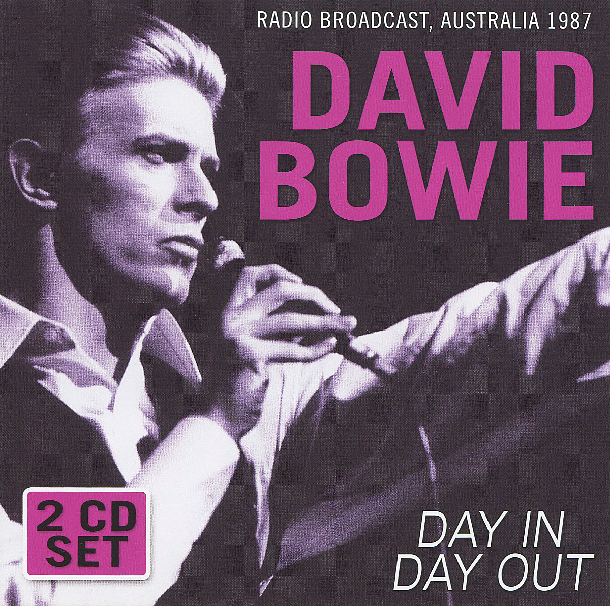 Дэвид Боуи David Bowie. Day In Day Out (2 CD) good day bad day easystarts cd rom