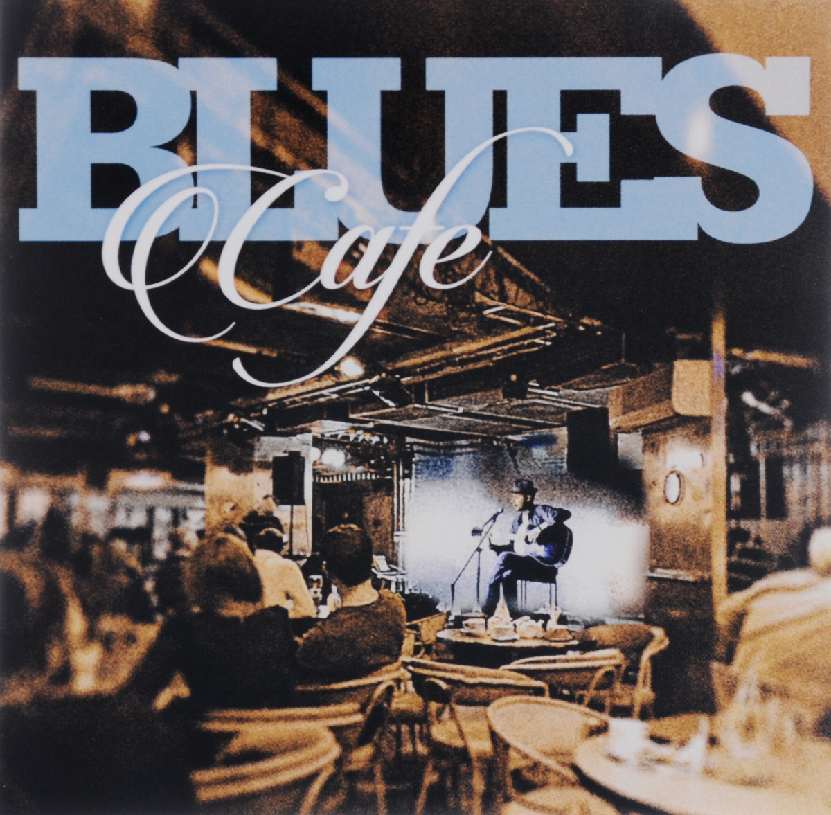 Blues Cafe (2 CD)
