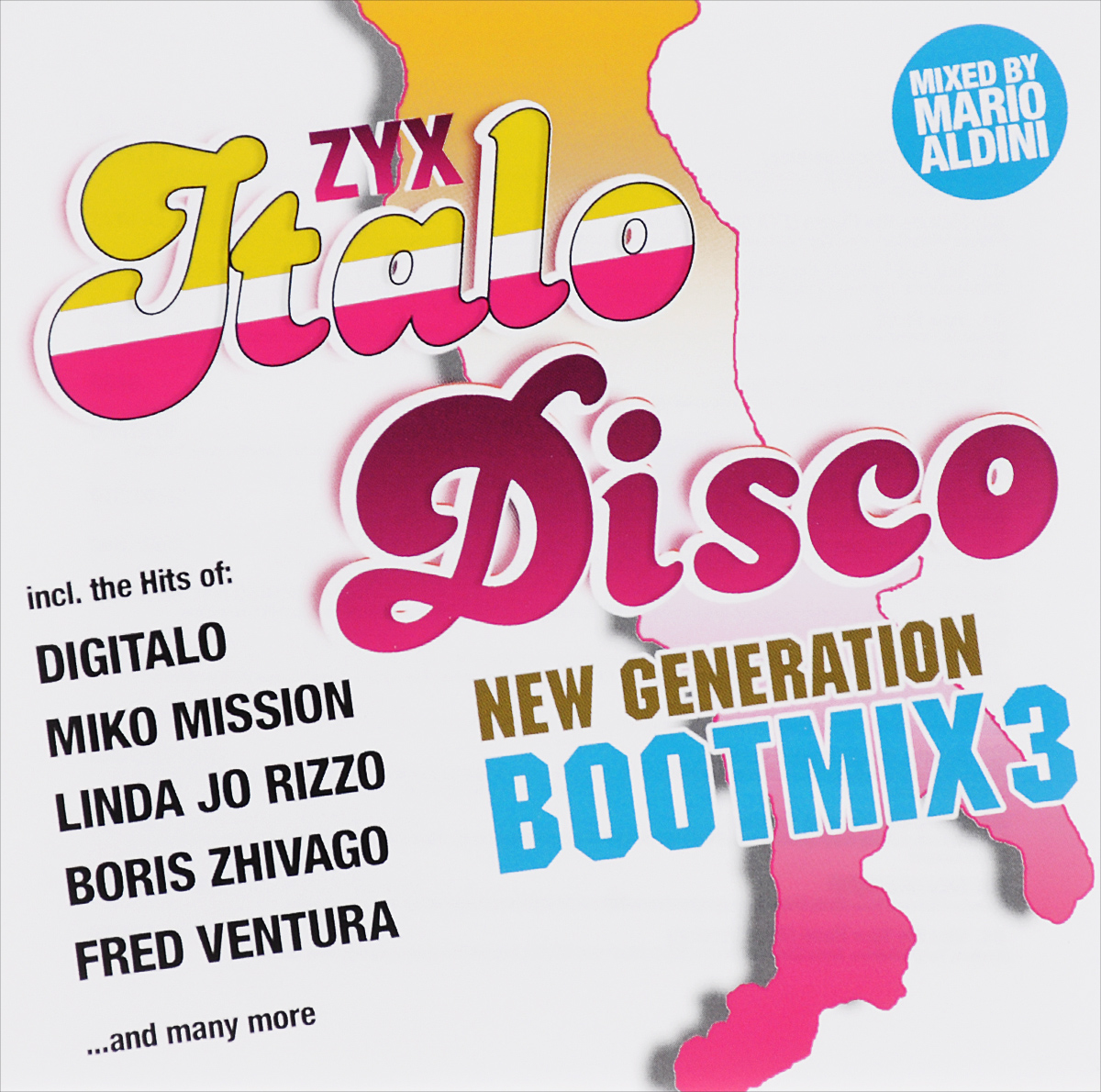 Helicon,Siberian Heat,Joey Mauro,Amaya,Remo Zito,Heaven42,The Sweeps,Фред Вентура,Digitalo,Линда Джо Риццо Zyx Italo Disco New Generation Bootmix 3 roxanne джо локвуд cyber people hypnosis tommy candy belle сюзанна милс italo disco collection 16 3 cd page 9