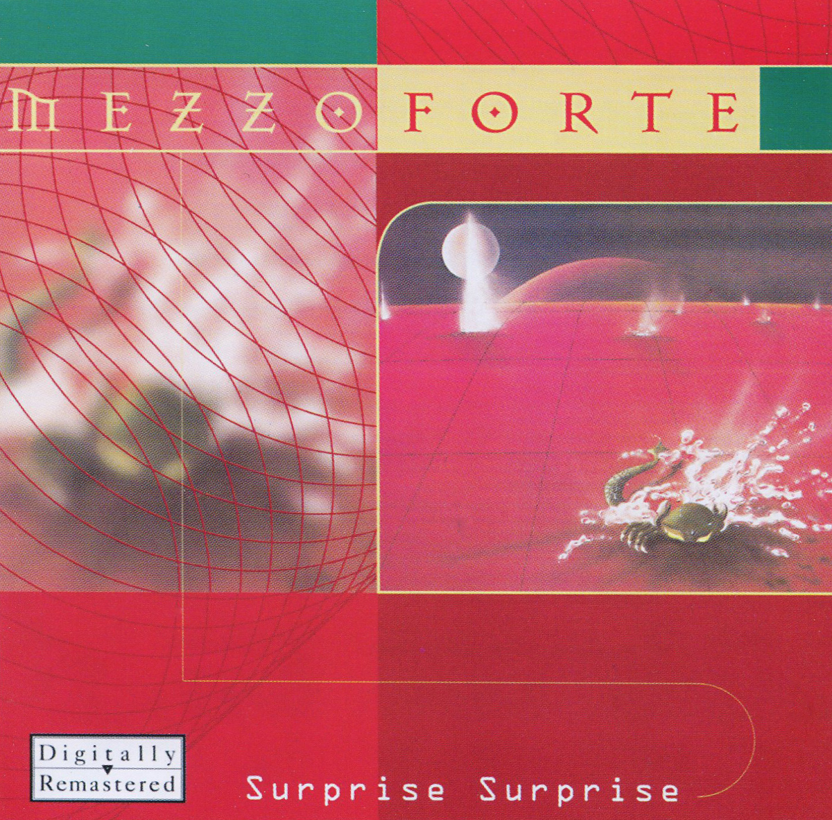 Mezzoforte Mezzoforte. Surprise Surprise