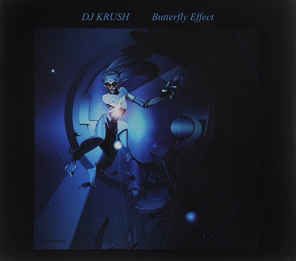 Dj Krush. Butterfly Effect