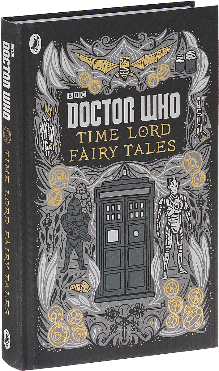 Doctor Who: Time Lord Fairy Tales russian legends folk tales and fairy tales