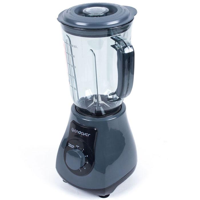 Endever Sigma-013 блендерSigma 013Блендер Endever Sigma-013 гарантирует максимальную безопасность при использовании и удобство в работе. Вы можете быть уверены, что Sigma-013 - это высококачественный прибор, в котором применены новейшие технологии в области использования безопасных для здоровья материалов и компонентов. При помощи этого устройства вы сможете легко нарезать овощи для салатов, сыр, орехи или даже хлеб именно так, как вам необходимо.Также в Endever Sigma-013 предусмотрены функции взбивания, измельчения или смешивания продуктов на 6 скоростях для полюбившихся вам блюд. На любом из режимов вы сможете легко увеличить скорость прибора, а также добавить ингредиенты, не прерывая работы. Кроме того, при помощи Sigma-013 можно приготовить коктейли, сорбеты или смузи! Система самоочистки, а также разборная конструкция позволят легко очистить устройство.