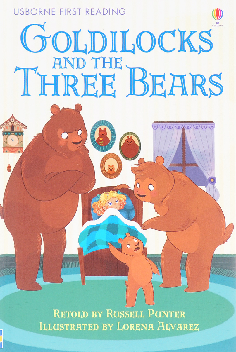 Купить Goldilocks and the Three Bears: Level 4