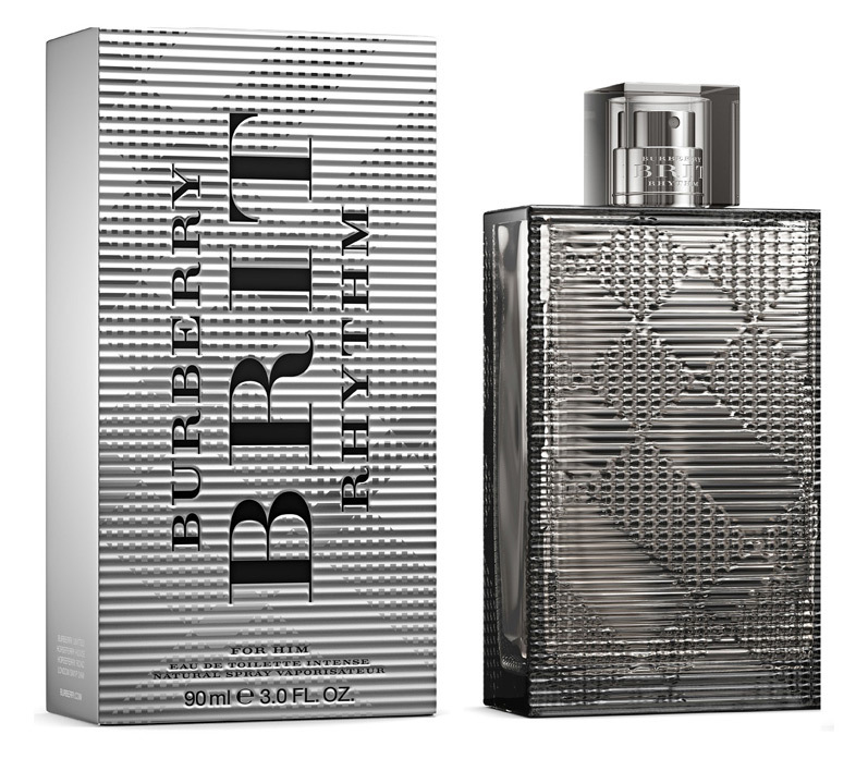 BURBERRY BRIT RHYTHM INTENSE MEN туалетная вода 90МЛ burberry body цена в рив гош