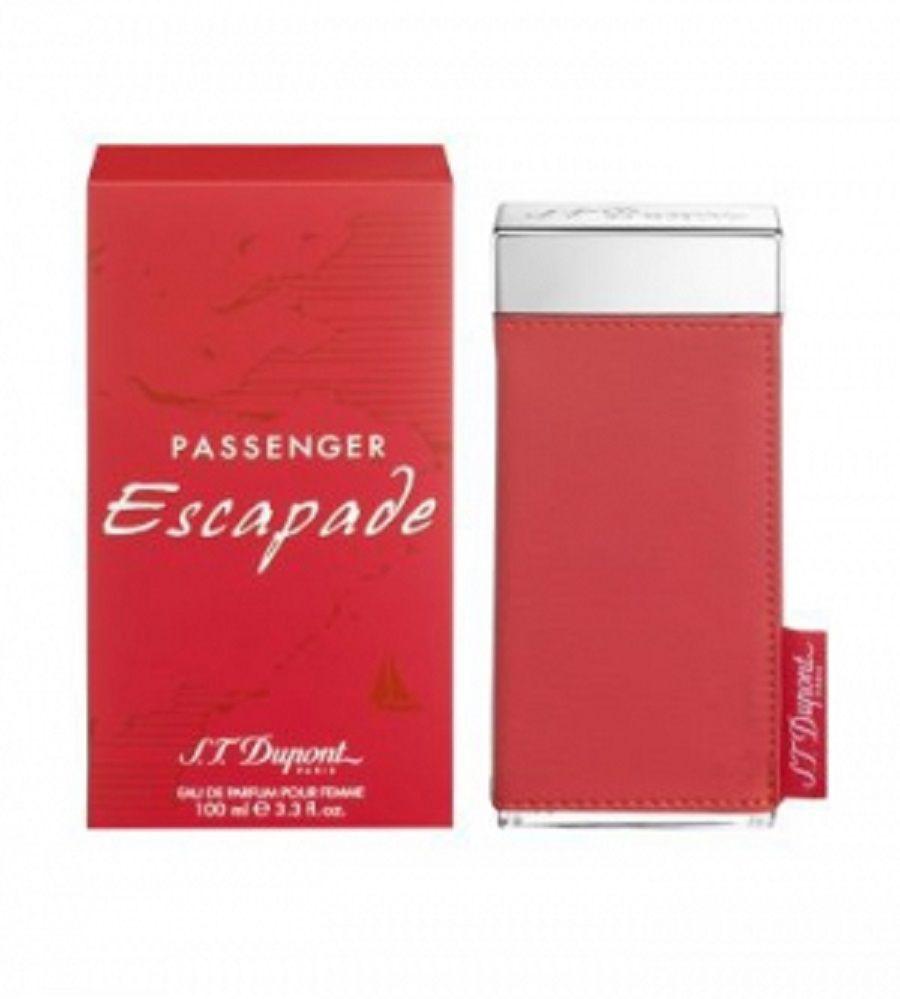 S.T. Dupont PASSENGER ESCAPADE WOMAN парфюмированная вода 100МЛ s t dupont passenger escapade pour femme