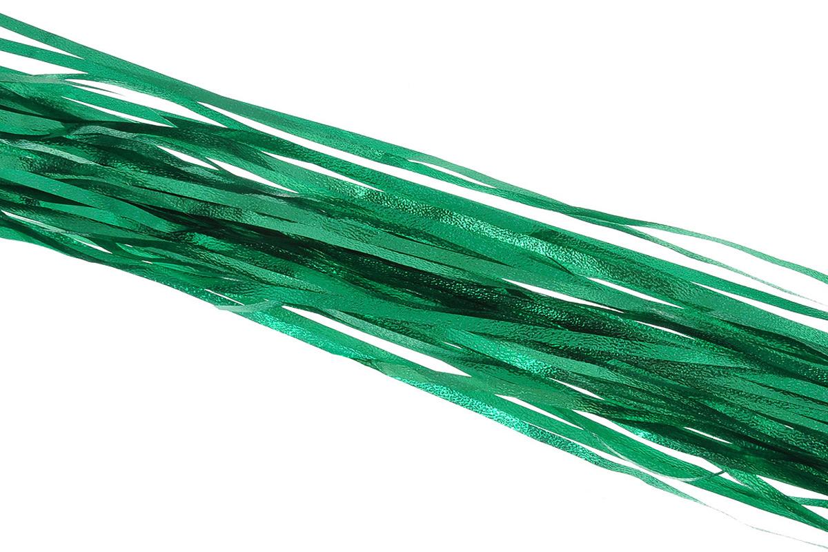 Дождик новогодний Sima-land, цвет: зеленый, 19 х 150 см. 702544702544_зеленыйНовогодний дождик Sima-land, выполненный из фольги, поможет вам украсить свой дом к предстоящим праздникам. А новогодняя елка с таким украшением станет еще наряднее. Новогодним дождиком можно украсить все, что угодно - елку, квартиру, дачу, офис. Коллекция декоративных украшений из серии Зимнее волшебство принесет в ваш дом ни с чем несравнимое ощущение праздника! Создайте в своем доме атмосферу тепла, веселья и радости, украшая его всей семьей.Ширина украшения: 19 см.