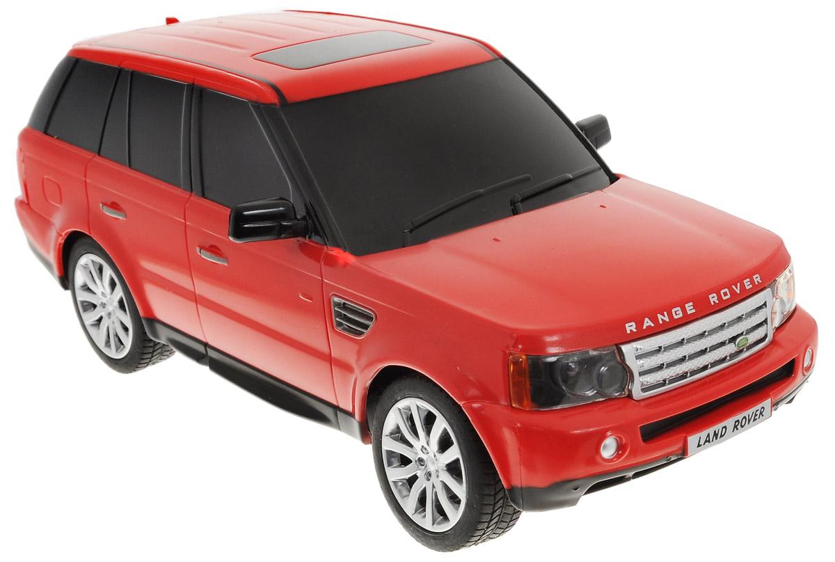 Rastar Радиоуправляемая модель Range Rover Sport цвет красный масштаб 1:24