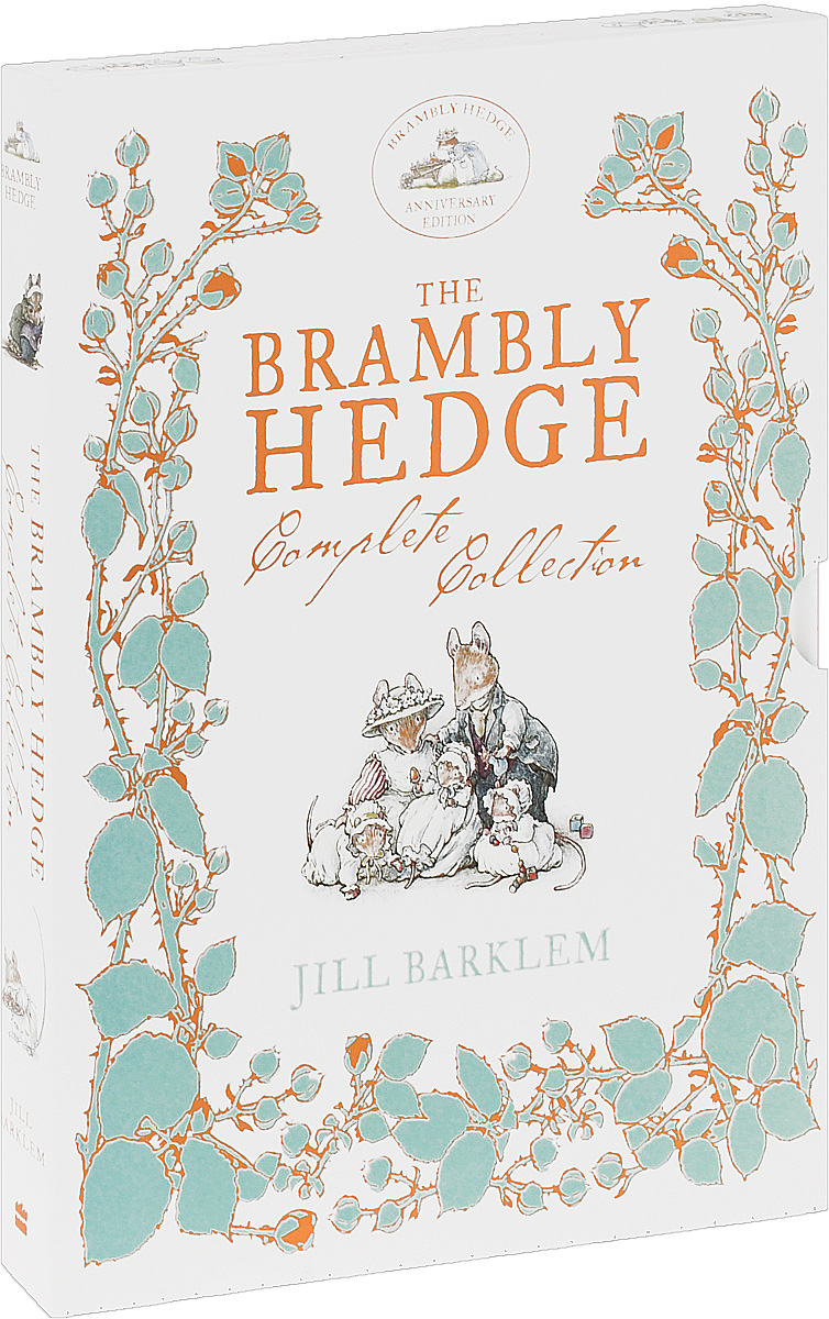 The Brambly Hedge: Complete Collection secret warriors the complete collection volume 1