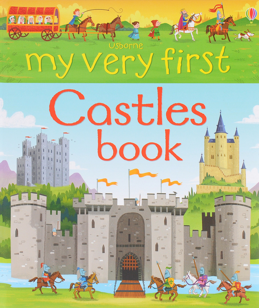 My Very First Castles Book купить