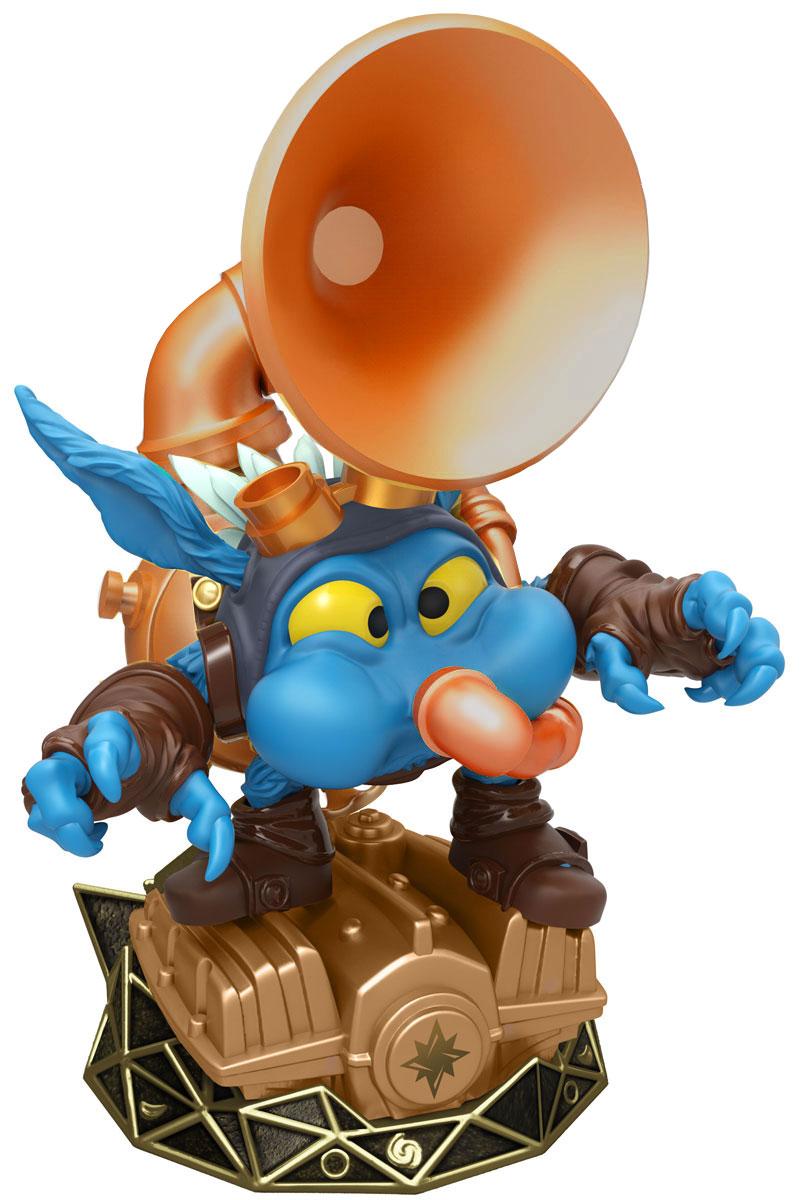 Skylanders SuperChargers. Фигурка Big Bubble Pop Fizz (Стихия Magic) skylanders superchargers интерактивная фигурка суперзаряд big bubble pop fizz стихия magic
