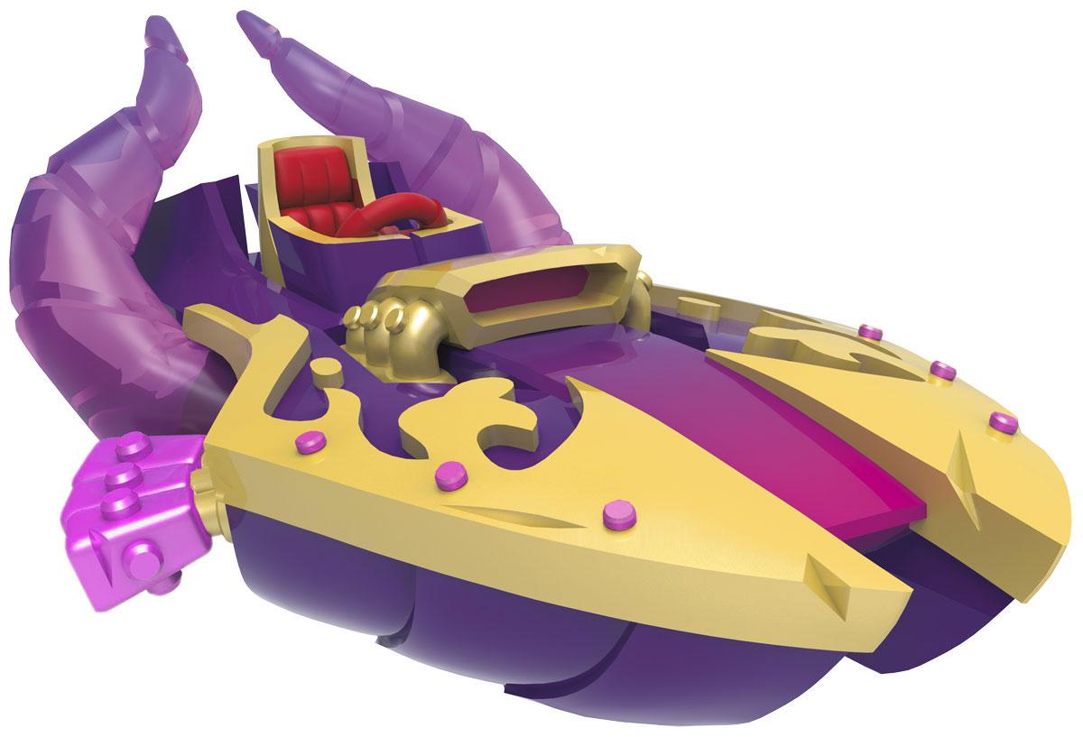 Skylanders SuperChargers. Фигурка машины Splatter Splasher (Стихия Magic)