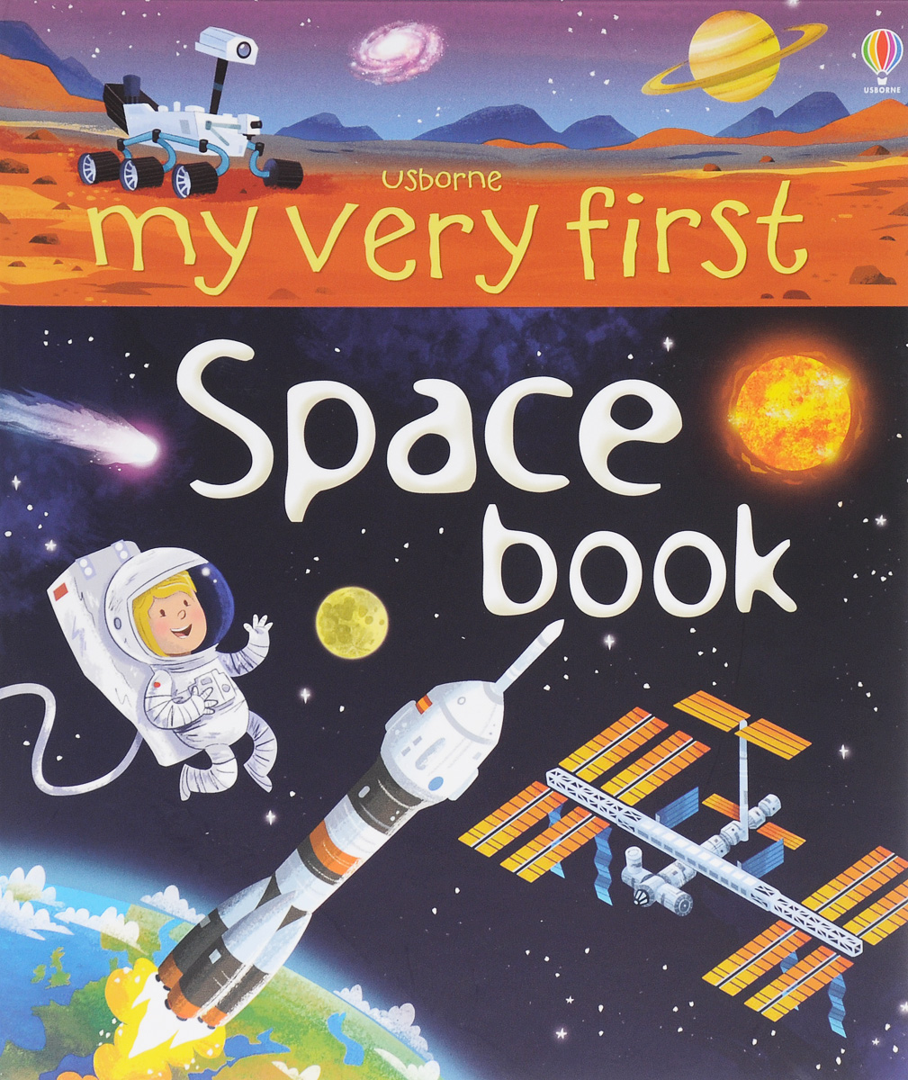 My Very First Space Book купить