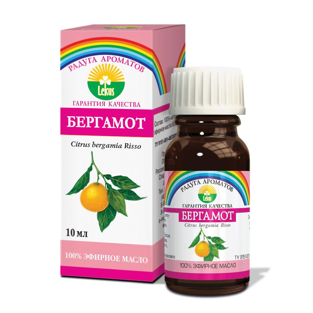 Радуга ароматов Бергамот масло эфирное, 10 мл918Обладает общеукрепляющим и антисептическим действием. Мощное противовирусное средство, эффективно при гриппе. Используется для лечения респираторных инфекций, сопровождающихся затрудненным дыханием (тонзиллит, бронхит и даже туберкулез). Быстро и эффективно снижает повышенную температуру. Нормализует артериальное давление. Незаменимое антисептическое средство при воспалениях мочевыводящих путей, особенно результативно при цистите и уретрите. Благоприятно влияет на пищеварительный процесс, избавляет от неприятных ощущений при диспепсии, скоплении газов, коликах, несварении. Возбуждает аппетит. Хорошо помогает при лечении кожных заболеваний: экземы, псориаза, прыщей, чесотки, герпеса, себореи.Прекрасно воздействует на центральную нервную систему при эмоциональном истощении.Формы применения:Массаж: 3-7 капель на 15 г основы, ванны: 4-7 капель, аромолампы: 3-7 капель, обогащение косметических средств: 1-5 капель на 15 г основы.