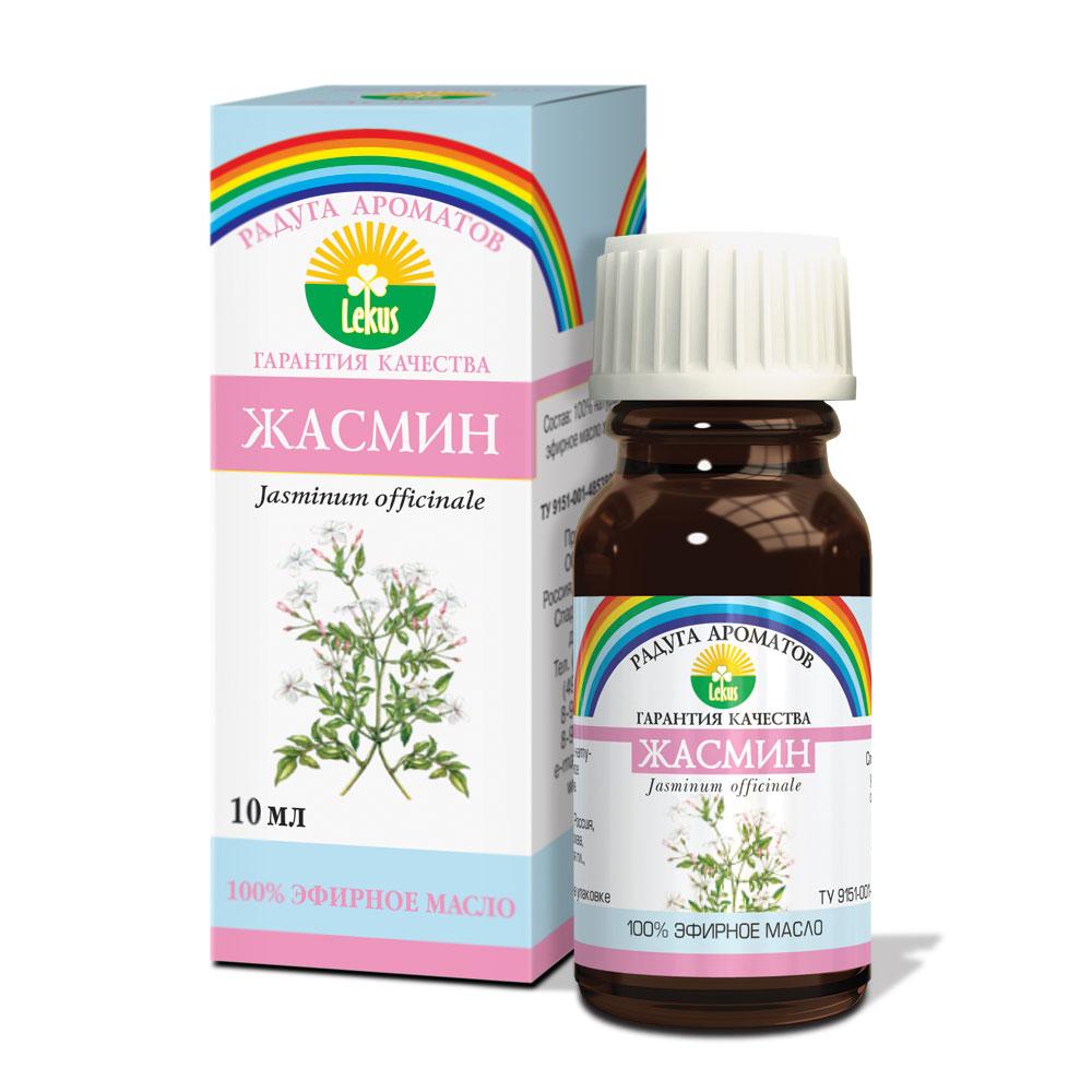 Радуга ароматов Жасмин масло эфирное, 10 мл радуга ароматов кипарис масло эфирное 10 мл