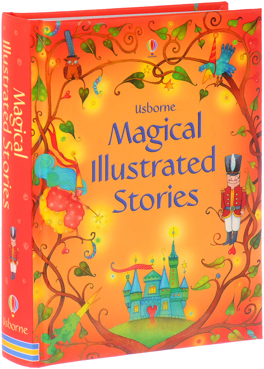 MAGICAL ILLUSTRATED STORIES the illustrated story of art