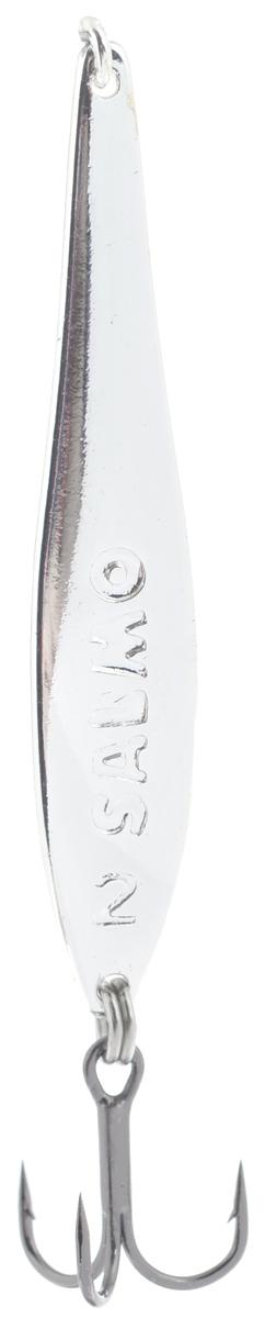 Блесна вертикальная зимняя Lucky John, цвет: серебряный, 4,2 см, 3,5 г8275-SПопулярная зимняя блесна Lucky John предназначена для ловли самого мелкого или привередливого хищника. Эта приманка используются на небольших глубинах и при ловле в подводных зарослях травы или рядом с затопленными деревьями. Выполнена из высококачественного металла. Блесна оснащена тройным крючком.Для ловли рекомендуется использовать максимально тонкую леску.Максимальная глубина: 4 м.Диаметр лески: 0,12-0,14 мм.