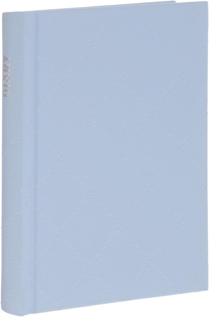 Erich Krause Ежедневник Diamond недатированный 176 листов36379Недатированный ежедневник Erich Krause Diamond послужит прекрасным местом для различных записей. Ежедневник с перфорацией уголков дополнен обширным справочным материалом и телефонно-адресной книгой.Сшитый внутренний блок состоит из 176 листов белой бумаги с линованной разметкой. Одна страница - один день. Обложка выполнена из искусственной кожи с прострочкой по диагонали. Ежедневник имеет ляссе. На корешок ежедневника методом тиснения нанесена надпись DIARY.
