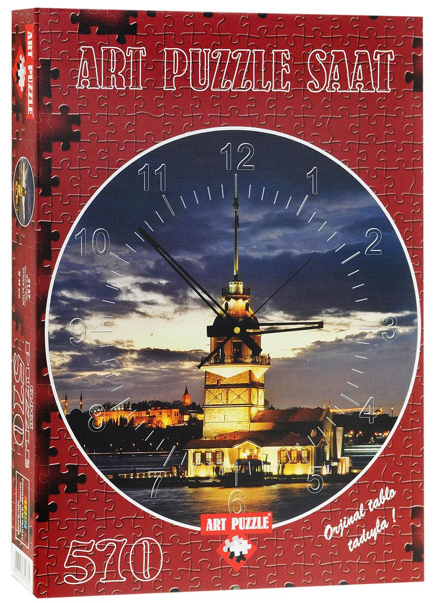Art Puzzle Пазл-часы Девичья башня