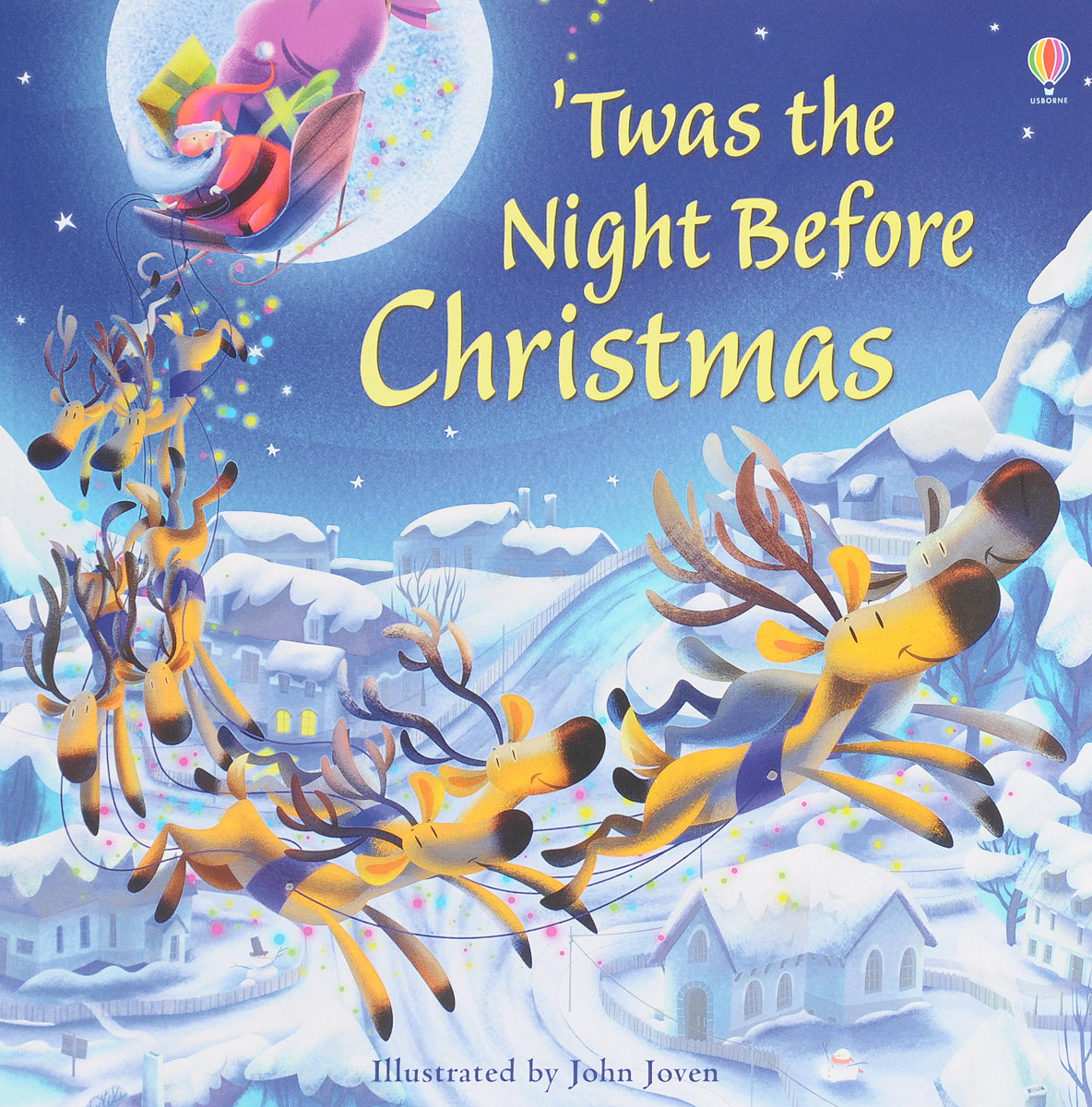 'Twas the Night Before Christmas richard scarry s the night before the night before christmas